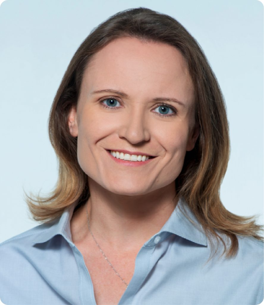 Headshot of Alice Rolli, Vice President of QuaverEd.