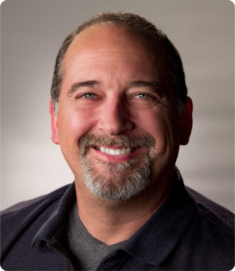 Headshot of Christian Witt, Vice President of QuaverEd.