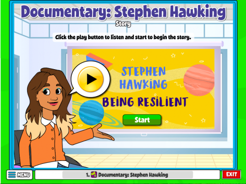 Stephen Hawking Documentary Preview