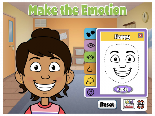 Make the Emotion Activity