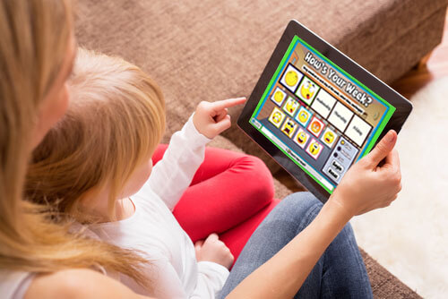 """Quaver SEL Activities like """"How's Your Week?"""" support their students' ongoing social and emotional skills development from home."""