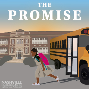 "Image of WPLN-NPR podcast ""The Promise."""