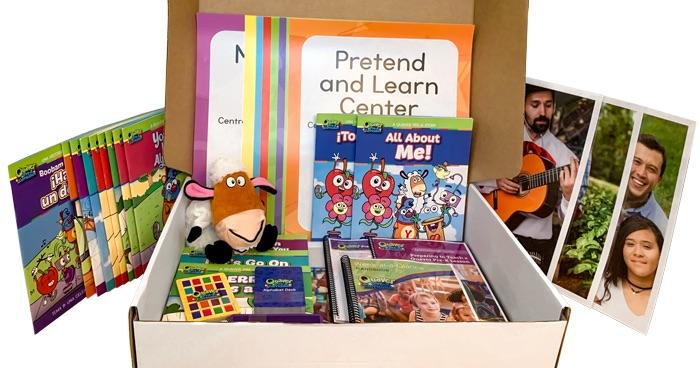 Quaver PreK Classroom Set