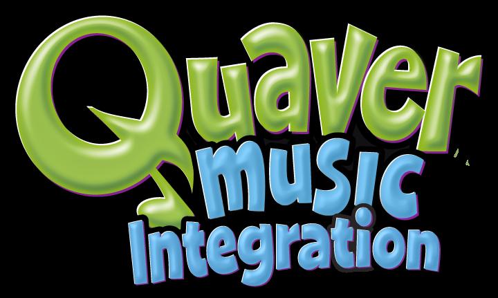QuaverMIC Logo Music Integration