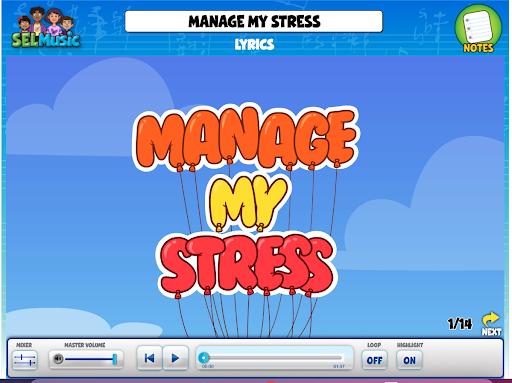 Manage My Stress image